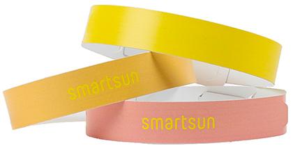 smartsun uv indicator bands from intellego technologies